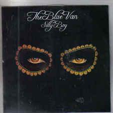 The Blue Van-Silly Boy Promo cd single