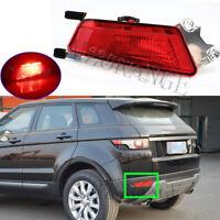 Left Passenger Side Rear Bumper Fog Lamp Light For Range Rover Evoque 2011-2018