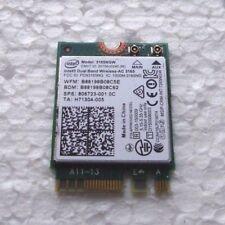 HP 15-AB 15-AF 15-AC 17-G 15-AU 15-AY Tarjeta inalámbrica Wifi Intel 3165NGW