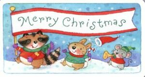 Mini Stickers labels x130 -  Merry Christmas 2  Envelope Seals, Crafts, cards