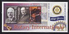 Papua New Guinea 1168 Rotary International Mint NH