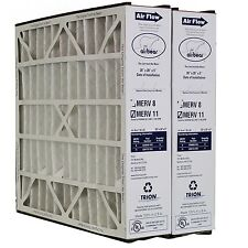 "Trion Air Bear 259112-103 (2 Pack) Pleated Furnace Air Filter 20""x20""X5"" Merv 11"