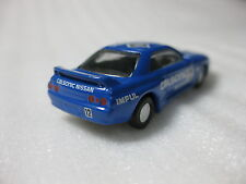 Nissan Skyline GT-R Racing #12 BNR32 1990 Kyosho 1:100 Scale Diecast Model Car