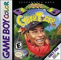 Cyber Tiger Gameboy Color Great Condition Fast Shipping
