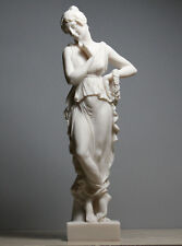 The Dancer Antonio Canova Museum Copy Sculpture Statue Handmade in Greece 9.8in