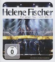 HELENE FISCHER - FÜR EINEN TAG - LIVE 2012 BLU-RAY BEST OF SCHLAGER POP NEW+