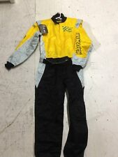 Kart Mini Corsa Drivers Suit Size PP euro 48 NEW OBO