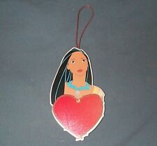 Disney Pocahontas Ornament with Big Red Heart, Kurt S Adler
