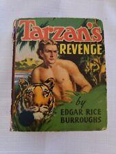 1938 Big Little Book #1488 Tarzan's Revenge