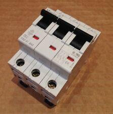 MOELLER 32 A FAZ 3P , 10 kA, Curve MCB Mini Circuit Breaker FAZ-3 B32, RS 847-31