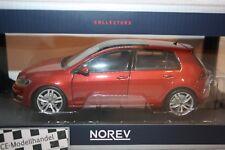 Volkswagen Golf VII • 2014 • NEU • Norev • 1:18