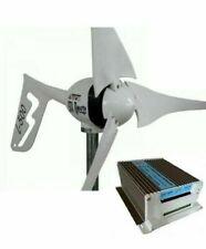 L-500W 12V or 24V Wind Generator, 650W Hybrid Charge Controller
