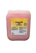 Premium Seife - Seifencreme - Handseife rose 10 Liter - Cremeseife -Spenderseife