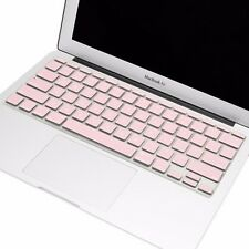 "Rose Quartz Keyboard Cover Skin for New Macbook Air 11"" Model A1465"