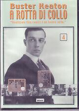 A Rotta Di Collo Dvd Buster Keaton Volume 4