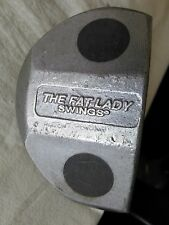 BOBBY GRACE, THE FAT LADY SWINGS w/steel shaft and Bobby Grace grip Right Hand