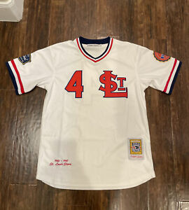St. Louis Stars Negro League Jersey Headgear Classics Size Small New! $95.00!