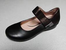 Dansko Black Leather Mary-Jane Shoes Ladies Us 6.5-7 Eu37 New