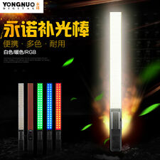 YONGNUO YN360 Wireless Pro Handheld LED Video Light 3200k 5500k RGB Full Colour