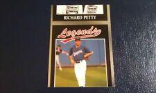 Richard Petty Kevin Costner Actor 1990 Legends Miscut RARE Oddball