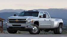 "Chevrolet Silverado HD - 42"" x 24"" LARGE WALL POSTER PRINT NEW"