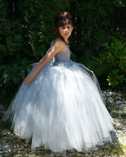 Gorgeous tulle princess dress very high quality party prom wedding   girls