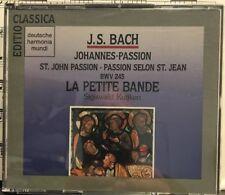 BACH.J.S. - St John's Passion - CD Excellent