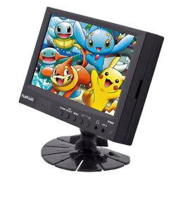 "Planet Audio P7VHIR 7"" Widescreen TFT Headrest Monitor Built in IR Trasmitter"