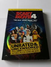 2006 Scary Movie 4 DVD Movie