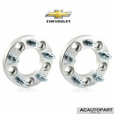 2 x Wheel Spacers  5x4.75"