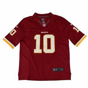 Washington Redskins Robert Griffin III RG3 Nike Jersey Men's Size L NFL On Field