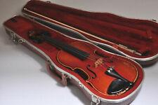 A.R. Seidel Violin with 1 bow and hard case, V131E 1979