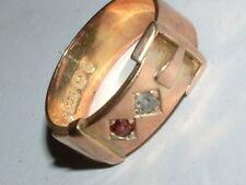 Diamond 9 Carat Victorian (1837 - 1901) Fine Rings