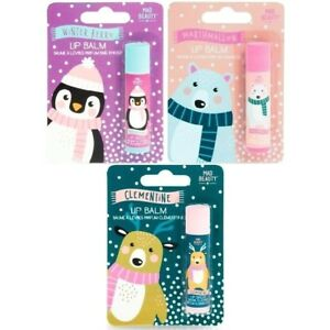 Mad Beauty I love Christmas Flavoured Lip Balm Stick Girls Stocking Filler Gift