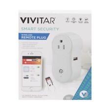 Vivitar Smart Home Wi-Fi Power Strip, HA-1005N