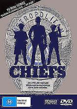 Charlton Heston Chiefs DVD Once Upon a Murder TV Series 1983 Region 4