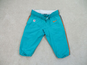 Nike Miami Dolphins Pants Mens 40 Green Football Team Issue Game Worn Used B09