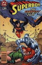 "Superboy #24 (Feb 96) - ""Like Damocles' Sword"""