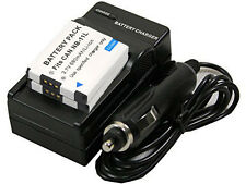 new 2pcs Battery and Charger NB-11L for IXUS 115 275 265 SX400 SX410 HS IS NB11L