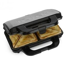 TOWER Deep Fill Sandwich Maker Toaster 900W Power Ceramic Non-Stick Plates NEW