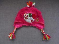 Next Mütze Katze pink Gr. 1-2 Jahre  74 80 86 92 Inka