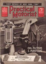 Practical Motorist Cars, Pre-1960 Transportation Magazines
