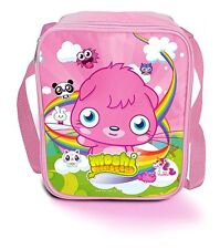 Spearmark Moshi Monsters Poppet Girls Lunch Bag, Pink