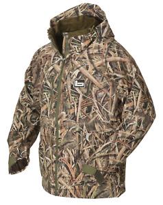 Banded Mingo Softshell Wader Jacket Waterproof Windproof Mossy Oak BLADES Coat