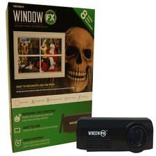NEW NIB Window FX Intro Mini Projector Holiday Video Decorating Kit