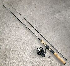 Mitchell 308X Matching Spinning Rod & Reel Combo 6'