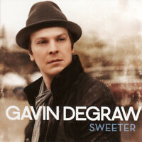 Gavin DeGraw - Sweeter (2011)  CD  NEW  SPEEDYPOST
