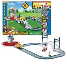 Paw Patrol De Juguete Conjunto de Juego Pista-niños divertido juego de torre de vigilancia corredores misión de rescate