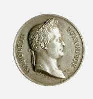 s1165_14) Medaglia 1815 - Battaglia di Waterloo AG Opus: Rogat ARGENT