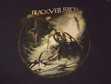 Black Veil Brides Shirt ( Size M Missing Tag ) Distressed Condition!